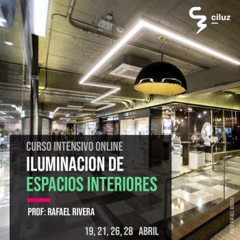 Parque Renato Poblete DIAV iluminacion